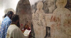 Η εορτή του Αγίου Ευθυμίου στην Κωνωπίνα Ξηρομέρου