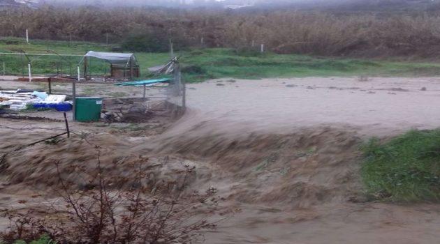 Αγρίνιο – Δύο Ρέματα: Απίστευτες καταστροφές από τη νεροποντή – S.O.S. εκπέμπουν οι κάτοικοι (Photo – Video)