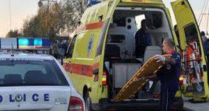 Νεκροί δύο άνθρωποι στον ακάλυπτο πολυκατοικίας από πτώση