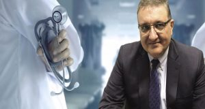 Αθ. Εξαδάκτυλος: «Σήμερα διαγνώστηκα θετικός στην Covid με ήπια συμπτώματα»