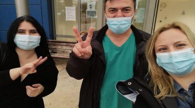 Αγρίνιο: Εμβολιασμός για την 3η ΤΟ.Μ.Υ. (Photos)