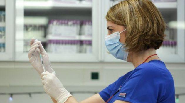 Π.Ο.Ε.ΔΗ.Ν.: Έχουν εξασφαλισθεί εμβόλια μόνο για το 50% των υγειονομικών