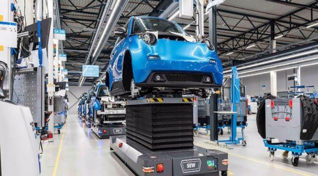 Επερώτηση για εργοστάσιο παραγωγής ηλεκτρικών οχημάτων στην Περιφέρεια Δ.Ε.