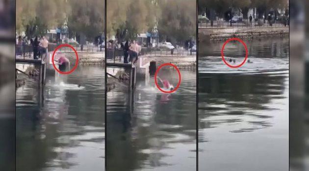 Ο τραυματισμός του 25χρονου που βούτηξε να πιάσει το Σταυρό (Videos – Photos)