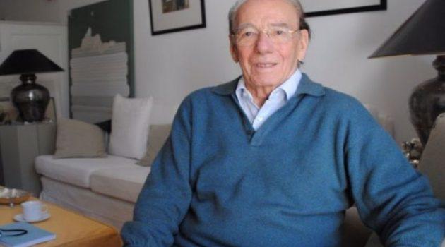 Τάκης Λαμπρόπουλος: Πέθανε ο «άρχων της Columbia»