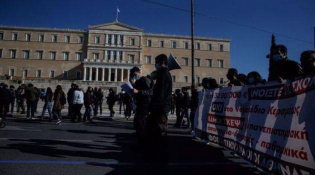 Ανυποχώρητοι Κυβέρνηση και φοιτητές – Νέος γύρος αντιπαράθεσης