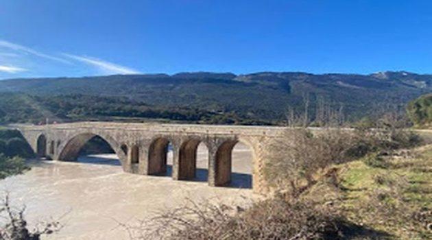 Ολοκλήρωση εργασιών στη Γέφυρα Αυλακίου (Photo)