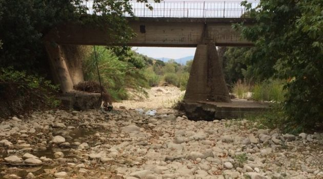Καταγγελία για τη Γέφυρα της Καμαρούλας Αγρινίου
