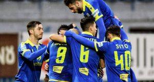 SL1: Ο Αστέρας Τρίπολης επικράτησε του Παναιτωλικού με 2-0