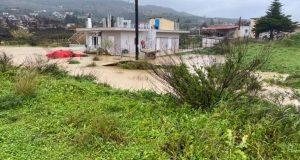 Γ. Τριανταφυλλάκης: «Χρέος μας να σταθούμε δίπλα στους πληγέντες» (Photos)