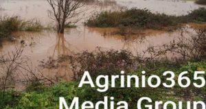 Κυψέλη Αγρινίου: Κατάρρευση παλαιού κτιρίου και μεγάλες καταστροφές στις καλλιέργειες…
