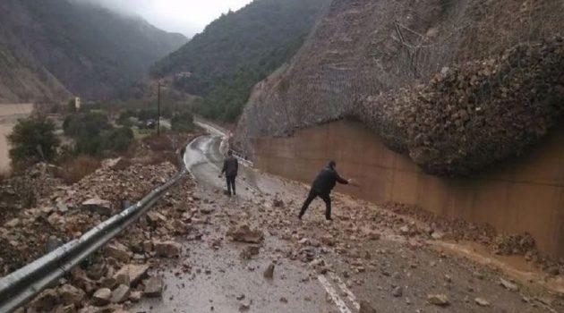 Εκτεταμένες ζημιές στον Ορεινό Βάλτο (Photos)