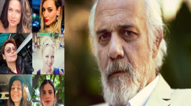 Γιώργος Κιμούλης: Έξι γυναίκες τον κατηγορούν για «ψυχολογική βία, τρομοκρατία και χυδαίες ύβρεις»