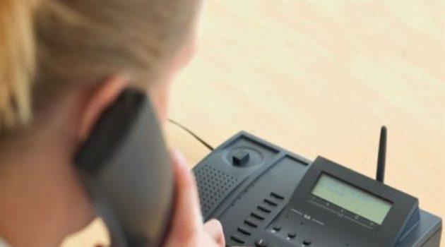 Τηλεφωνική απάτη στο Θέρμο – Του αφαίρεσε 2.400 ευρώ