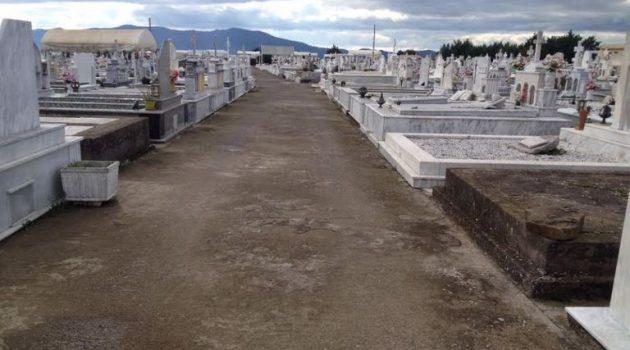 Κοιμητήριο Αγρινίου: «Το τελευταίο αντίο» θα πουν το απόγευμα στον άτυχο Βαγγέλη Χαλμούκη