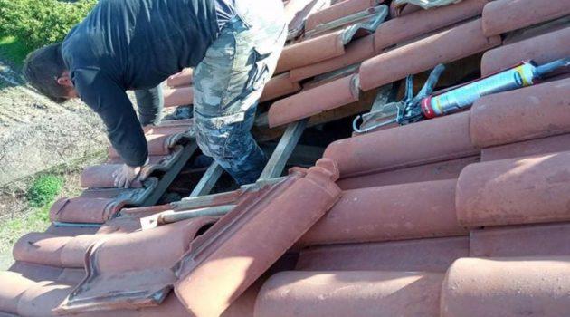 Κοινοτικό Κατάστημα Ευηνοχωρίου: Επίσκεψη Λύρου στα έργα (Photos)