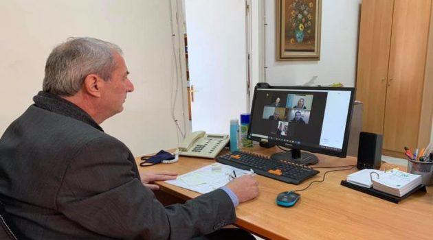 Σπ. Κωνσταντάρας: «Δίμηνη Παράταση στο Πρόγραμμα Κοινωφελούς Εργασίας»