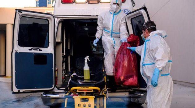 Φλόριντα: Εντοπίστηκε το μεταλλαγμένο στέλεχος του ιού