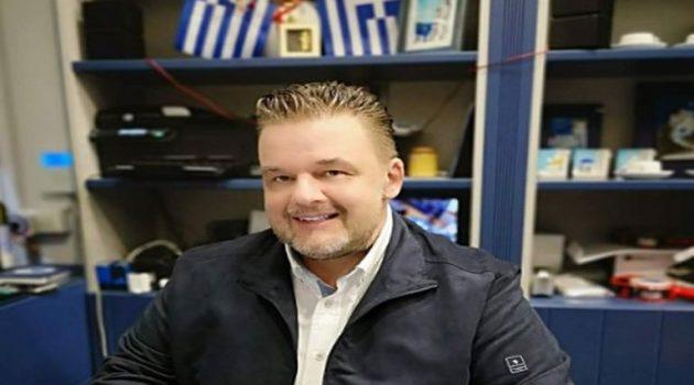 Ο Αγρινιώτης Κώστας Λαγιόπουλος ταμίας του Ελληνικού Μορφωτικού Ινστιτούτου