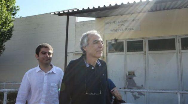 Ο Κουφοντίνας ξεκίνησε και απεργία δίψας