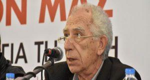 Θλίψη στον «Περισσό» για το θάνατο του Μάκη Μαΐλη