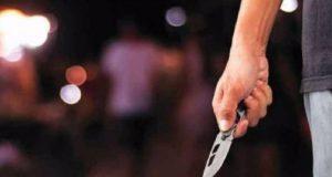 Αγρίνιο: Βρέθηκε πάνω του μαχαίρι 17 εκατοστών