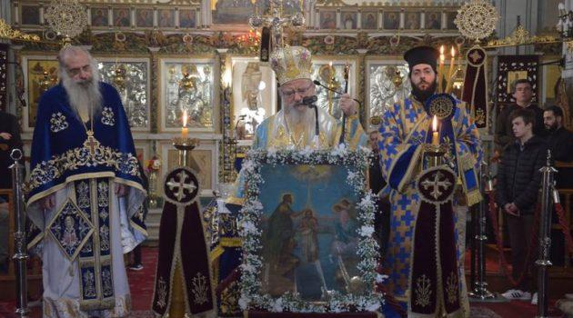 Μητροπολίτης Κοσμάς: «Τα Θεοφάνεια η δεύτερη μεγάλη εορτή του ορθοδόξου εορτολογίου»