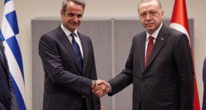Ερντογάν: «Είμαι θετικός σε μια συνάντηση με τον Μητσοτάκη»