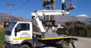 Δήμος Ξηρομέρου: Παρεμβάσεις ηλεκτροφωτισμού στο Μύτικα (Photos)