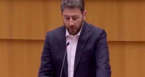 Νίκος Ανδρουλάκης: «Ο Ντεμιρτάς είναι όμηρος του Ερντογάν» (Video)