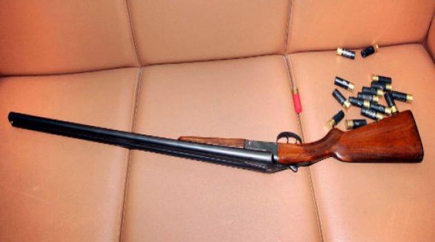 Αγρίνιο: Σύλληψη για πλημμελή φύλαξη όπλου
