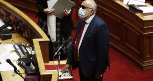 Ορκίστηκε Βουλευτής ο Αιτωλοακαρνάνας Παναγιώτης Κουρουμπλής