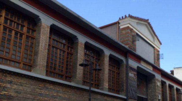 «Παίρνει πάνω του» την Παλαιά Δημοτική Αγορά Αγρινίου ο Γ. Παπαναστασίου