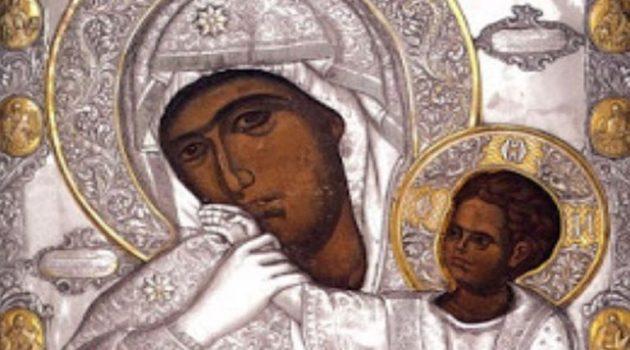 Ι.Ν. Αγ. Τριάδος Αγρινίου: Εκδηλώσεις επί τη εορτή της Συνάξεως της Θαυματουργού εικόνος «Παναγία η Παραμυθία»