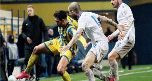 SL1: Tα πέντε δοκάρια… πρωταγωνίστησαν στο 0-0 του Αγρινίου