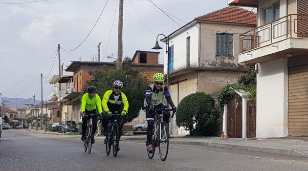 Ιδανικός προορισμός για ποδηλάτες τα Καλύβια Αγρινίου (Photos)