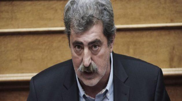 Πολάκης: «Χάσαμε τις εκλογές επειδή γ… τους μεσαίους και οι άλλοι πήραν 40%»