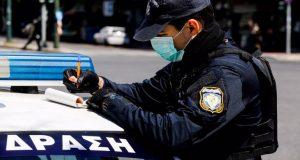 Αγρίνιο: 23 νέα πρόστιμα για μη χρήση μάσκας, άσκοπες μετακινήσεις…