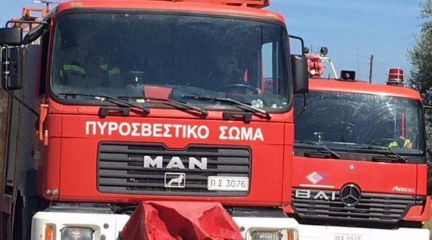 Κακοκαιρία: Από το απόγευμα σταμάτησαν οι κλήσεις στην Πυροσβεστική Υπηρεσία Αγρινίου