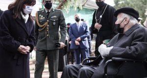 Σακελλαροπούλου: «Χρέος μας η διαφύλαξη της ιστορικής μνήμης του Ολοκαυτώματος»