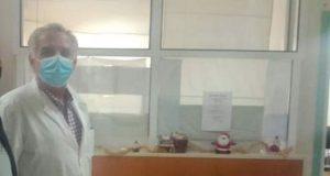 Β. Σκορδάς στο AgrinioTimes.gr: «Ανά 15 λεπτά οι εμβολιασμοί στο…