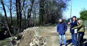 Χριστίνα Σταρακά: «Ερχόμαστε αντιμέτωποι με τις καταστροφές» (Photo)