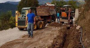 Θέρμο: Συνέχιση των έργων ύδρευσης (Photo)