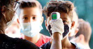 Τα θερμόμετρα υπερύθρων παραπλανητικά στην ανίχνευση του πυρετού