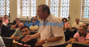 Ερώτηση της ΛΑ.Σ. Αγρινίου για τα μέτρα κατά της πανδημίας