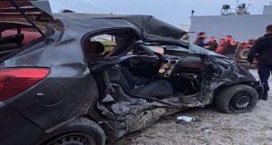Καινούργιο Αγρινίου: Σφοδρή σύγκρουση οχημάτων στη Χαραυγή (Photos)