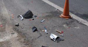Ναύπακτος: Τροχαίο ατύχημα στο κέντρο της πόλης (Video)