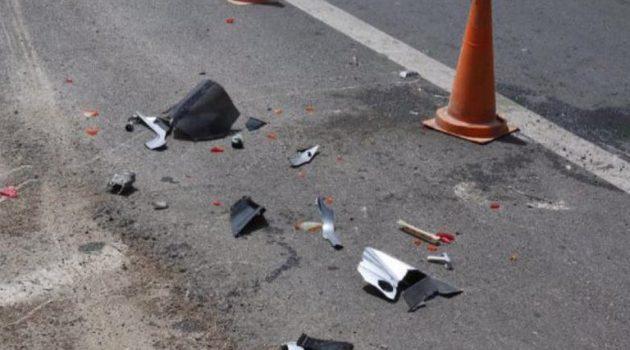 Αυτοκίνητο ανετράπει στην Ε.Ο. Αγρινίου-Ιωαννίνων – Απεγκλωβίστηκε ο οδηγός