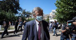 Τσιόδρας: «Η φυσική ανοσία κρατάει τουλάχιστον ένα 8μηνο»