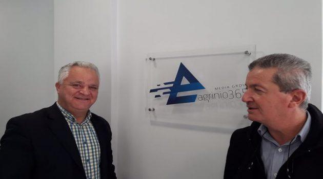 Στον Antenna Star 103.5 ο Χρήστος Κωστακόπουλος (Ηχητικό)